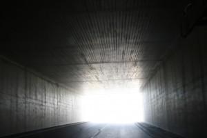 02.- Licht am Ende des Tunnels