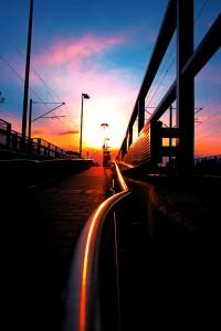 03. - Am Bahnhof 1
