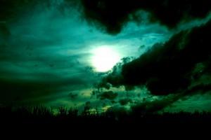 13. - Breakthrough of light 7