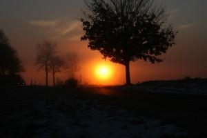 20. - Sonnenaufgang 31.10.2012