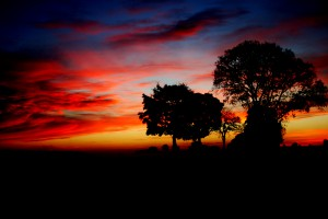 33. - Sonnenaufgang